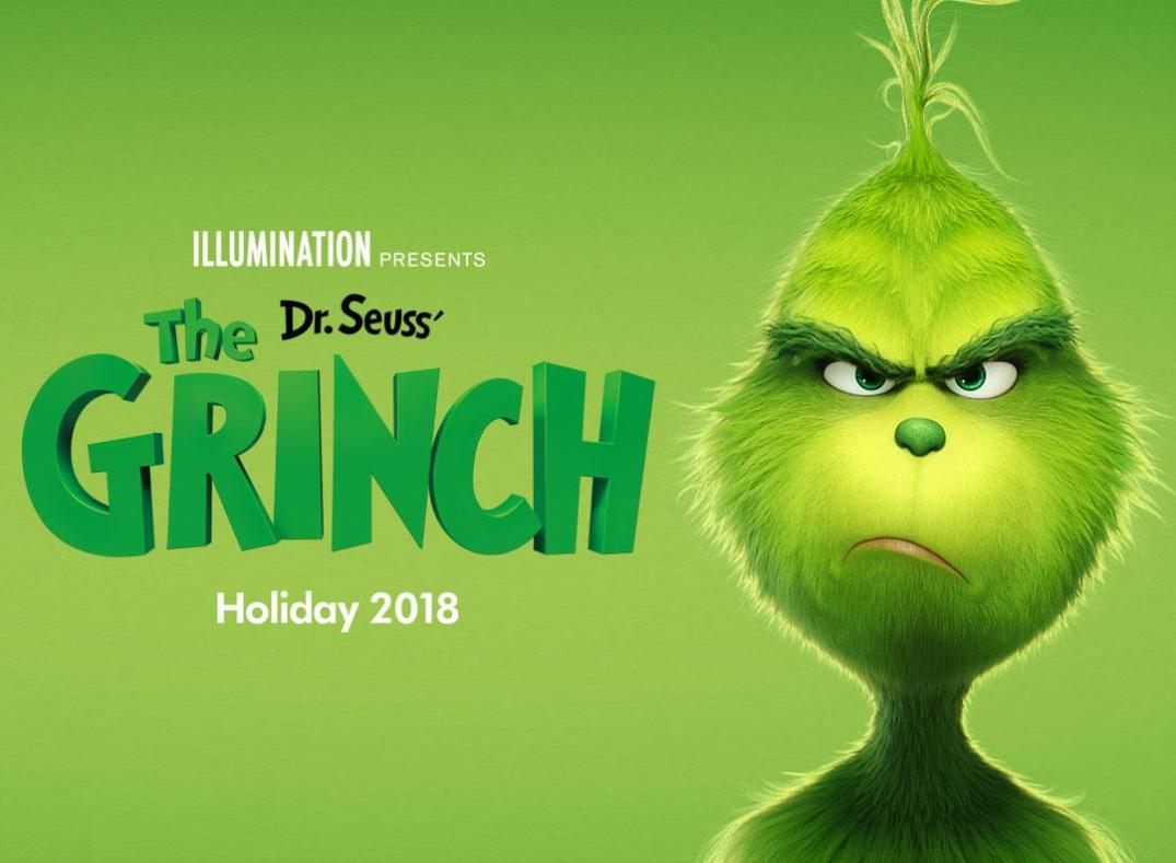 Dr Seuss The Grinch The Pod Report